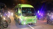 Sweeping Massa People Power, Polisi Hentikan 18 Kendaraan di Suramadu