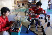 Desain Kaki Kuda Membuat Tim Robot Untag Juara