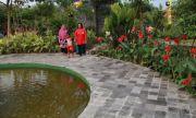 Taman Harmoni Dilengkapi Jogging Track Melayang