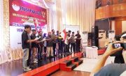 Jelang Sidang MK, Musyawarah Pemuda Jatim Deklarasikan Indonesia Damai