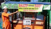 Penjual Bakso di Terminal Purabaya Beri Bakso Gratis Penghafal Alquran