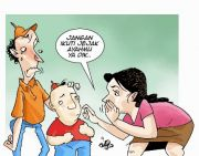 Rela Dicerai Agar Anak Disayang Mertua