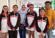 Target Tercapai, Surabaya Juara Umum Senam