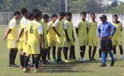 Friendly Match dengan PSSI U-19, Deltras Fokus Tingkatkan Stamina