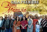 Ambil Setting di Wonokromo, Gala Premiere Bumi Manusia di Surabaya