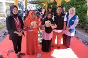 Syukuran Qurban Bahagiakan Warga Kampung Seng dengan Makan Rawon Baren