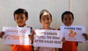 UCWeb Donasikan 10.000 Buku untuk Peringati 9.5 Philanthropy Week