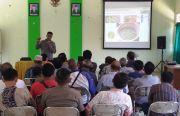Camat Tegalsari Gelar Pembekalan Fisik Agar Sukses di SSC