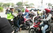 Hasil Anev Pelanggaran Lalin, 9 Ribu Pengendara Tidak Bawa SIM
