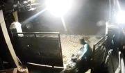 Lagi, Maling Motor Terekam CCTV Beraksi Saat Subuh