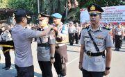 Rotasi Jabatan, Dua Pejabat Polres Gresik Resmi Diganti