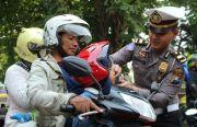 Tertib di Operasi Zebra Polresta Sidoarjo, Dapat Kupon Berhadiah Motor