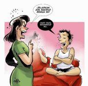 Istri Kerja, Suami Pengangguran Ini Cari Kesibukan dengan Selingkuh