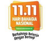 ACT Ajak Raih Keberkahan Berlipat di Hari Bahagia Nasional 11.11