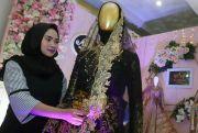 Tren Pesta Pernikahan 2019, Busana Tradisional Kombinasi Modern