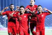 Hadapi Singapura, Timnas U-23 Incar Kemenangan Kedua di Sea Games