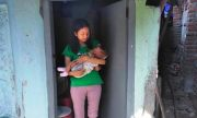 Dina Terharu Dapat Tawaran Rusun, Ingin Fokus Rawat Bayinya