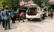 Mobil Bekas Bupati Sambari Bakal Dilelang