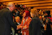 Erdogan: Risma Inspirasi Perempuan Turki