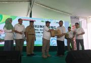 Global Wakaf-ACT Launching Lumbung Air Wakaf di Malang