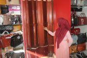 Butik Tas di GKB Dibobol Maling, Pemilik Rugi Ratusan Juta Rupiah