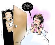 'Dijual' Orang Tua ke Pengusaha Kayu Nafsu Blong
