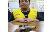 Pelaku Merakit Sendiri Pistol Air Soft Gun yang Dipakai Ancam Polisi