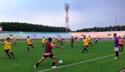 Batal Lawan India, Timnas U-16 Tetap Berlatih di GOR Delta