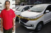 Robby Anggara 18 Kali Gadaikan Mobil Taksi Online Pinjaman