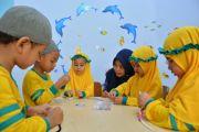 KB-TK Al-Muhajirin Gelar Trial Class