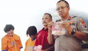 Dua Tersangka Jaringan Sabu-Sabu Di Wilayah Krian Diamankan