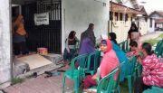 Rumah Duka Korban Tenggelam di Sungai Pucang Dipadati Guru dan Teman