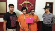 Ditangkap Setelah Transaksi Narkoba Dua Pemuda Gadel Gagal Pesta Sabu