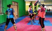 Pengkab Taekwondo Sidoarjo Susun Strategi Ikuti Mendagri Open 2020
