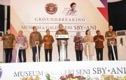 Bangun Museum, Tanda Cinta SBY untuk Almarhumah Ibu Ani Yudhoyono