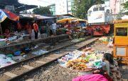 Belum Ada Kejelasan, Dewan Gagas Retribusi Pasar Tumpah
