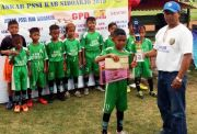 Rutin Cari Bibit Pemain Muda Sepak Bola