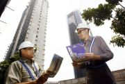 Ciputra World Topping Off Soho, Office dan Sky Residence