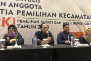 KPU Gresik Pastikan Pelaksanaan Pilkada 2020 Bakal Ditunda