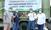 PG Produksi Disinfektan dan Hand Sanitizer