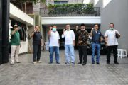 Bantu Warga Lawan Corona, Cak Machfud Gandeng Partai Koalisi