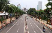 Jalanan Sepi, Kualitas Udara di Surabaya Membaik
