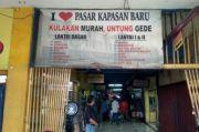 Pedagang Pasar Kapasan Minta Pemkot Perhatikan Nasib Pekerja dan Kuli
