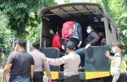 Tak Kantongi Izin, Unjuk Rasa RUU Omnibus Law di DPRD Dibubarkan