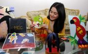 Art Craft Latih Kreativitas Selama Stay at Home