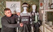Desainer Kampanyekan Stop Covid-19 lewat Fashion