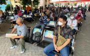 Pemohon Layanan Satpas Sidoarjo Wajib Patuhi Protokol Kesehatan