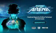30 Ribu Gamer Siap Berlaga di Festival eSport GoPay Arena Championship