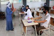 21 SMP Jadi Pilot Project Pembelajaran Tatap Muka di Surabaya