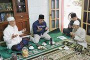 KH Nawawi Dawuh Warga Surabaya & Alumni Sidogiri Dukung Machfud Arifin